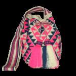 sac rose fluo